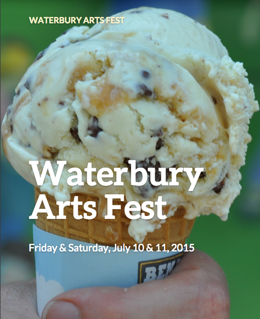 Waterbury Arts Festival, 2015 – River Slate Co.