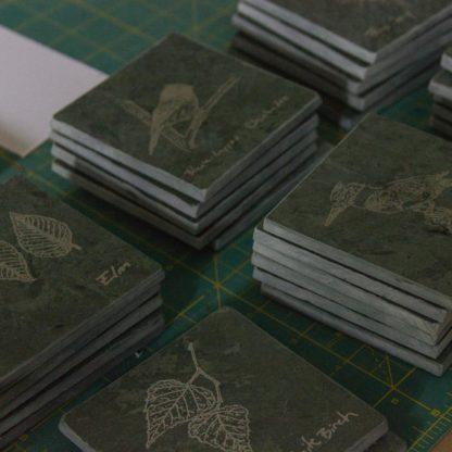 Coasters getting ready for shipping – River Slate Co.