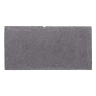 """4x8"""" Chipped Edge Cheese Plate by River Slate Co."""