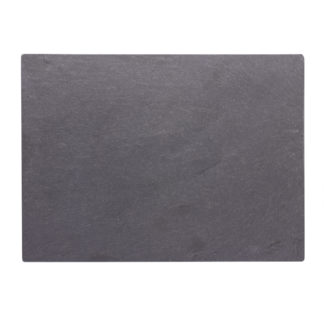 Blank Large Cheese Plate by River Slate Co.