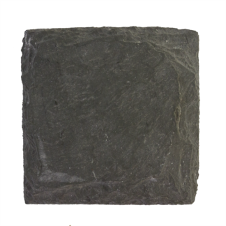 Chipped Edge coaster by River Slate Co.